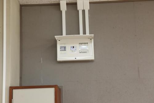 いわき市立鹿島小学校電気工事