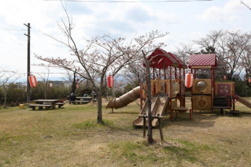 富ヶ浦公園花見電飾工事
